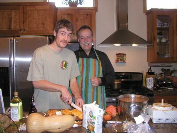 Cookin' With My Dad